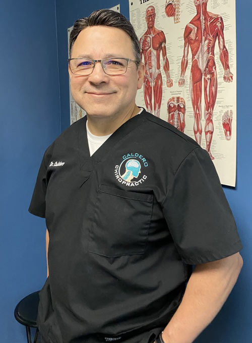 Chiropractor Temple City CA Dr. James Caldero